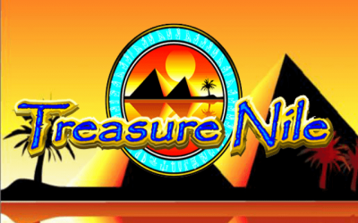 Collect The Treasures From The Slot Of Treasure Nile